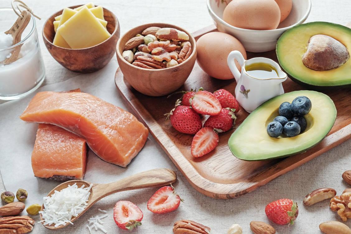 Kohlenhydratarme Diäten für Typ-2-Diabetiker