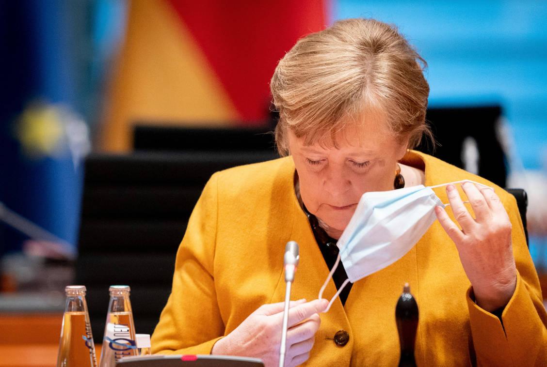 Merkel Heute
