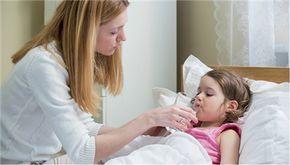 Fieber bei Kindern: Fast immer ein Warnzeichen