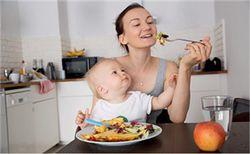 Mütter kennenlernen essen