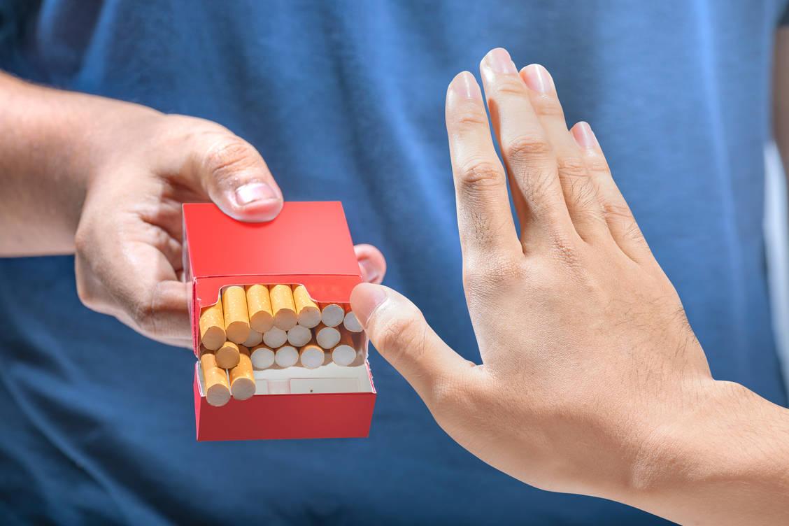 Wie kann man am besten das rauchen aufhoren