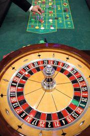 Roulette Rot Schwarz