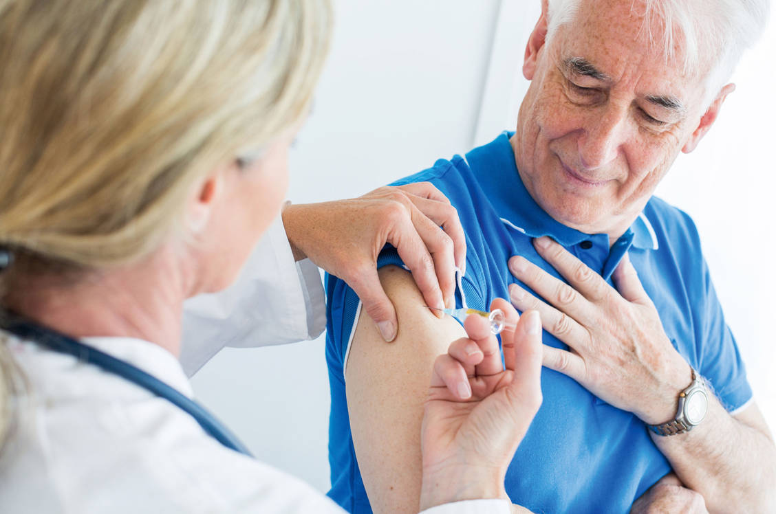 Coronavirus Impfen Gegen Lungenentzundung Pz Pharmazeutische Zeitung