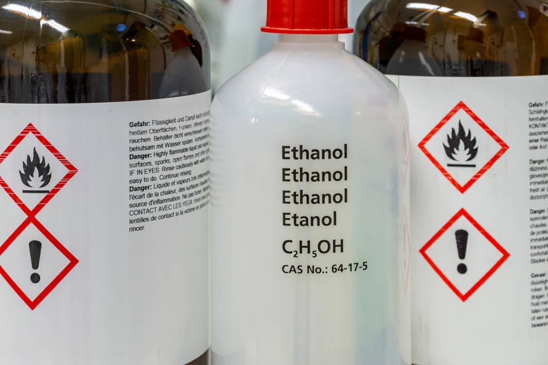 Ethanol Herstellen