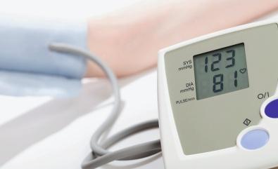 Blutdruck Zuhause Messen
